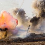 Ashab al-Kahf Claims Targeting U.S. Logistical Support Convoys